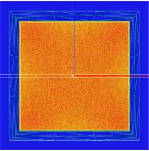 solar-concentrator-cpv-light-pattern