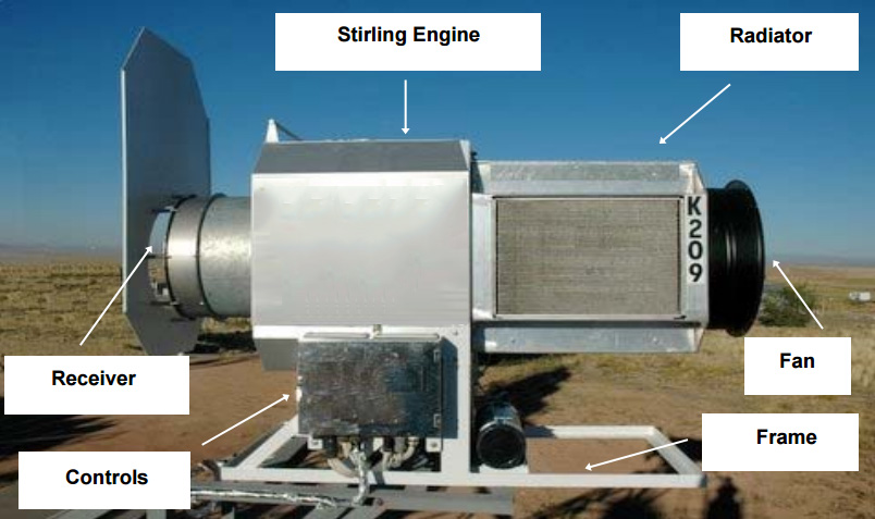 stirling-engine