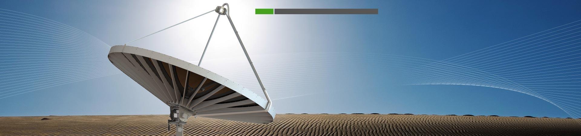 solar dish concentrating solar power