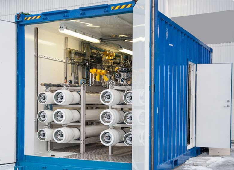 Water Treatment Reverse Osmosis System Solartron