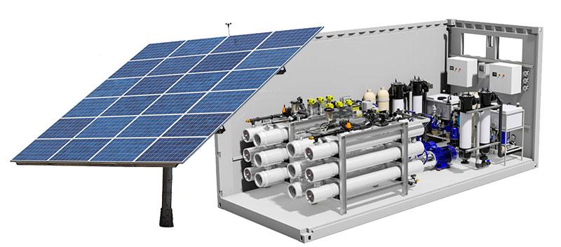 solar reverse osmosis
